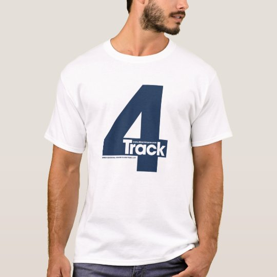 Big 4Track logo T-Shirt