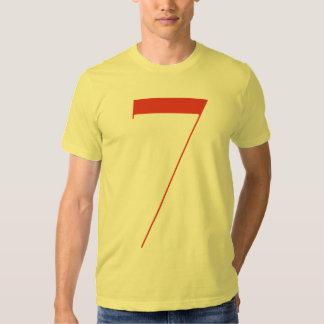 Big 7: Jeanne Moderno Lettres Tee Shirt