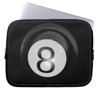 Big 8 Ball Laptop Sleeve