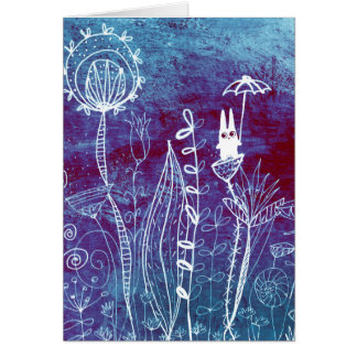 big adventure stationery note card