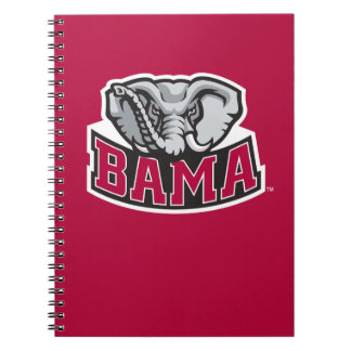 Big Al Bama Spiral Notebooks