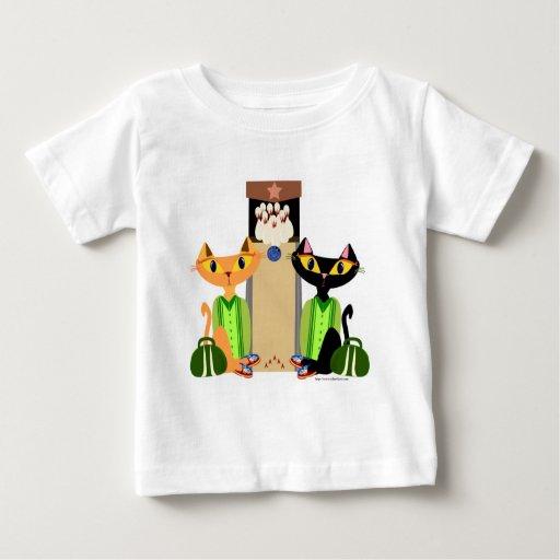 Big Alley Cats Infant T-shirt