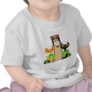 Big Alley Cats T-shirts