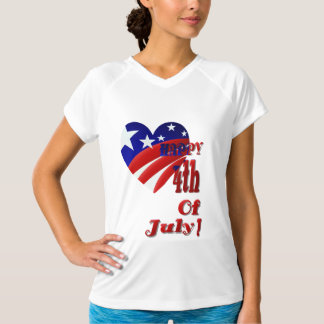 Big American Heart Shirt
