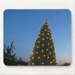 Big and Little Christmas Trees I Holiday in DC Mouse Pad