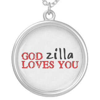 Big Ape Love Personalized Necklace