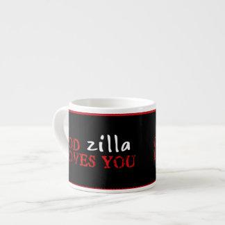 Big Ape Love Espresso Mug
