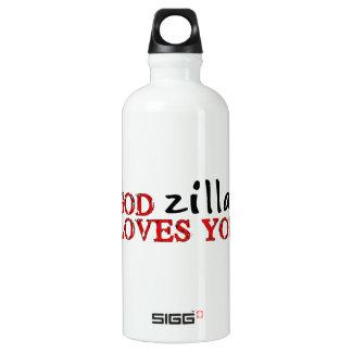 Big Ape Love Water Bottle