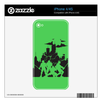 Big Apple 3 AM iPhone 4S Decal
