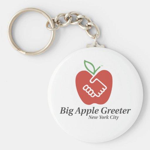 Big Apple Greeter, Inc. keychain