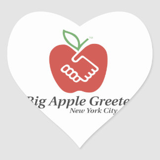 Big Apple Greeter, Inc. sticker