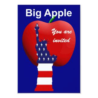 Big Apple Invitation