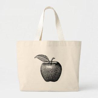 big apple large tote bag