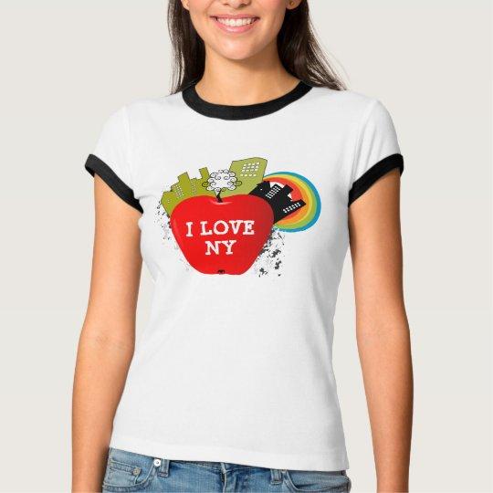 Big Apple - New York T-Shirt