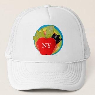 Big Apple - New York Trucker Hat
