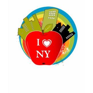 Big Apple - New York shirt