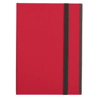 Big Apple Red-Hot Red-Uptown Girl-Designer Wedding Case For iPad Air