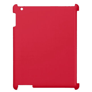 Big Apple Red-Hot Red-Uptown Girl-Designer Wedding Case For The iPad 2 3 4