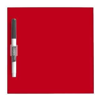 Big Apple Red-Hot Red-Uptown Girl-Designer Wedding Dry-Erase Board