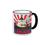 Big Apple Samurai Coffee Mug