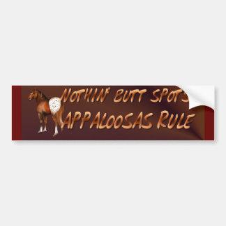 Big Appy Bumper Sticker