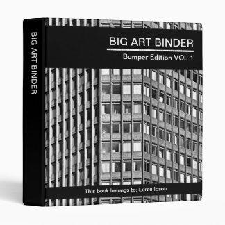 Big Art Binder 036 (1in) Office Block
