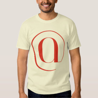 Big At: Jeanne Moderno Lettres T-shirts