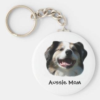 Big Aussie Smiles! Keychain