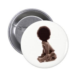 Big Baby Pinback Button