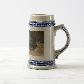 BIG BACON POT BELLIED PIGS BEER STEIN
