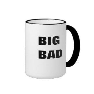 BIG BAD BEANCOUNTER Accountant Nickname Ringer Mug