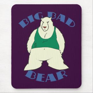 Big Bad Bear Mouse Pad