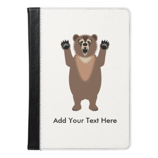 Big Bad Birthday Bear iPad Air Case