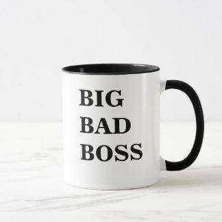 Big Bad Boss Funny Scary Boss Name Mug! Mug