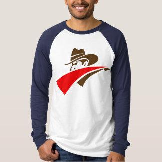 Big Bad Cowboy Robbin' Your Train T-Shirt
