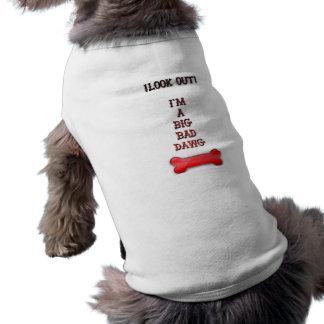 *Big Bad Dawg* Dog Tee Shirt