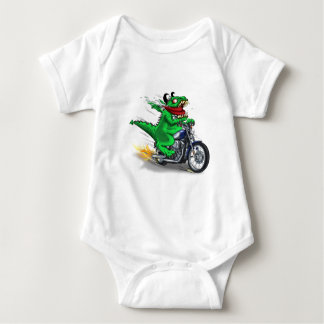 Big Bad Rider Baby Bodysuit
