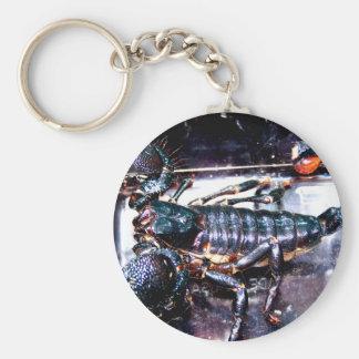 Big, Bad Scorpion Keychain