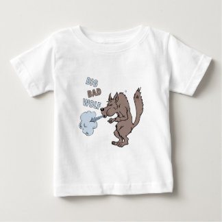 Big Bad Wolf Baby T-Shirt