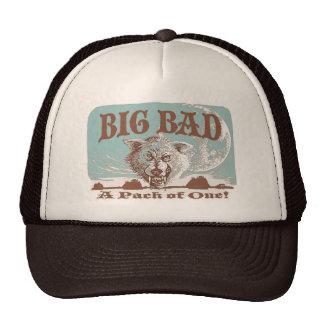 Big Bad Wolf Gear by Mudge Studios Mesh Hats