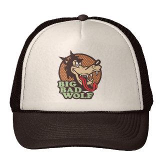 Big Bad Wolf Mesh Hats