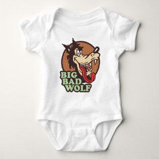 Big Bad Wolf Infant Creeper