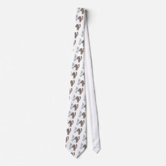 Big Bad Wolf Neck Tie