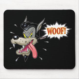 Big Bad Wolf Pad Mouse Pad