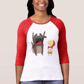 Big Bad Wolf Scare T-Shirt