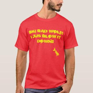 BIG BAD WOLF YWF TEE