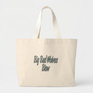 Big Bad Wolves Blow Bag