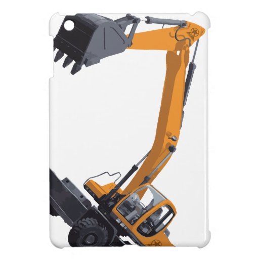 Big Bagger Excavator Cover For The iPad Mini