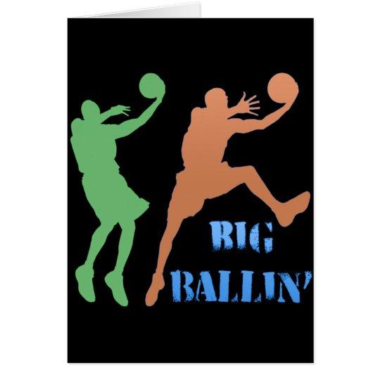 Big Ballin' Card