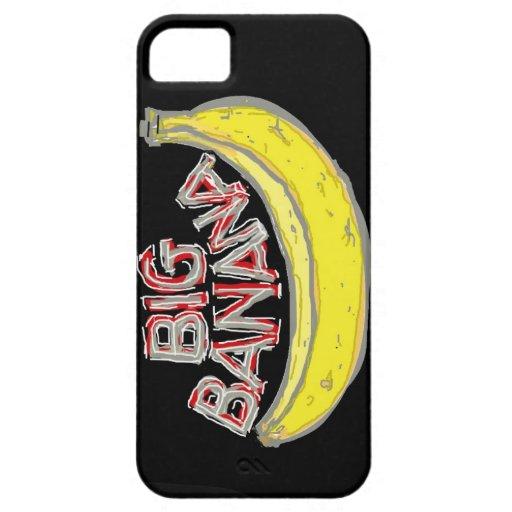 Big banana. iPhone 5 case